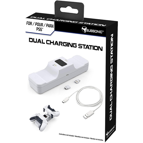 Dual Drop & Charge Station - PS5