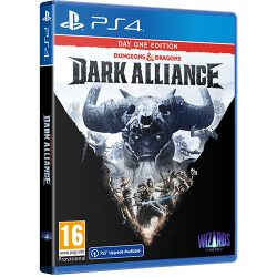 Dungeons & Dragons: Dark Alliance - Day One Edition - PS4