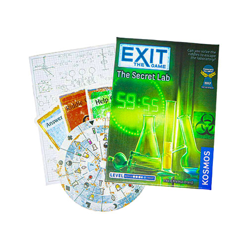 EXIT – The Secret Lab