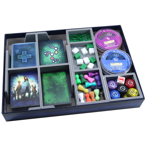 Folded Space: Pandemic Insert
