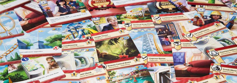 Funfair cards