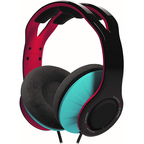 Gioteck TX-30 Stereo 'Game & Go' Wired Headset - PS4