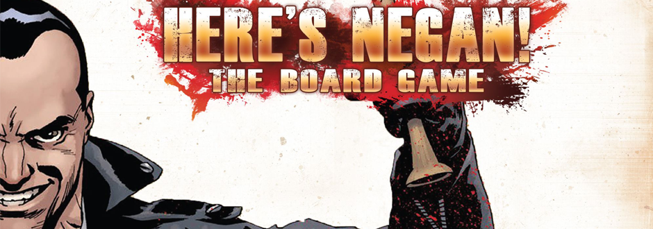 Here's Negan Review