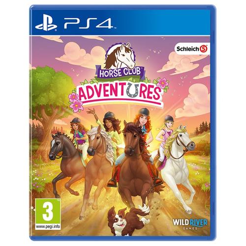 Horse Club Adventures - PS4