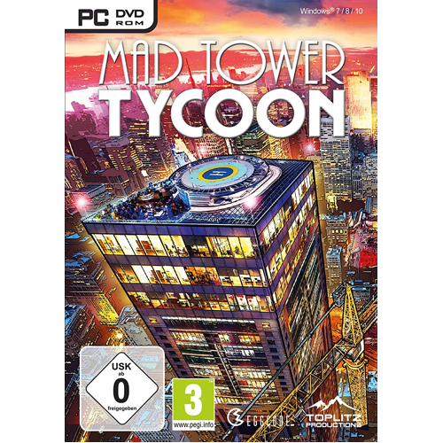Mad Tower Tycoon - PC