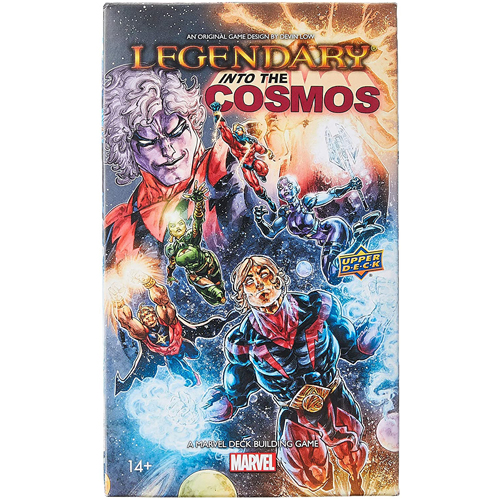 Marvel Legendary: Into the Cosmos Expansion