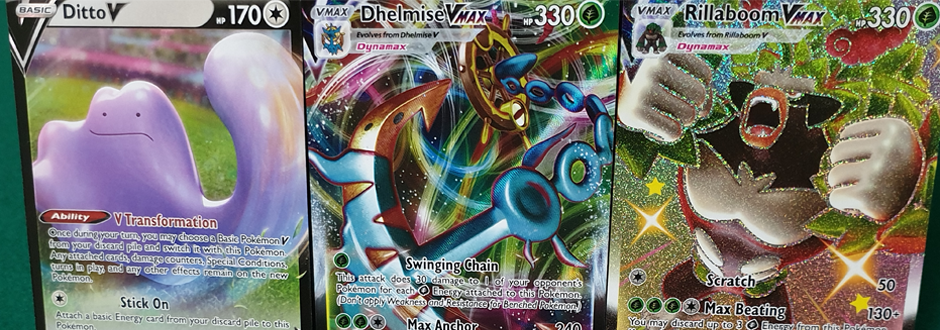 Pokémon TCG Shining Fates Product Range Review