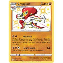 Pokemon TCG: Single Card - Shining Fates: Grapploct (Pack to Sleeve)