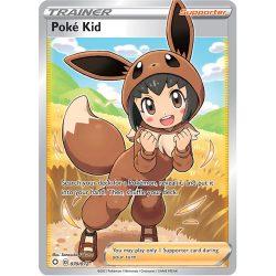 Pokemon TCG: Single Card - Shining Fates: Poke Kid (Pack to Sleeve)