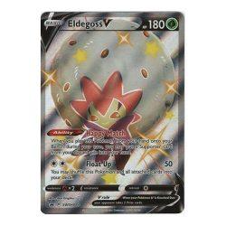 Pokemon TCG: Single Card - Sword & Shield Promo: Eldegoss V (Pack to Sleeve)