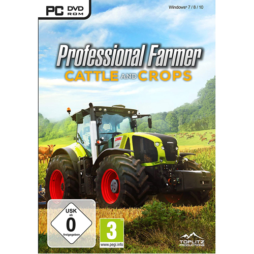 Professional Farmer: Cattle and Crops - PC