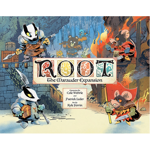 Root: The Marauder Expansion - Kickstarter Edition