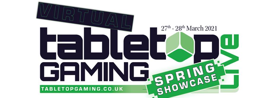 Virtual Tabletop Gaming Spring Showcase