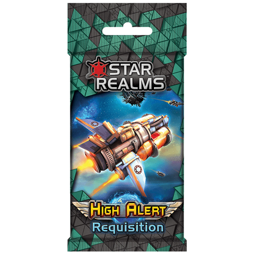 Star Realms: High Alert - Requisition