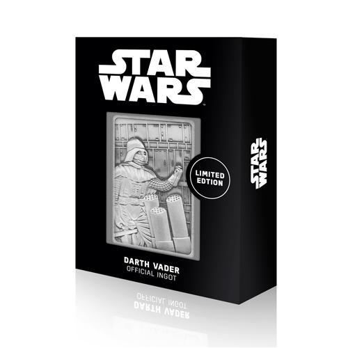 Star Wars: Official Ingot - Darth Vader