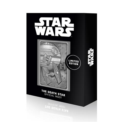 Star Wars: Official Ingot - Death Star