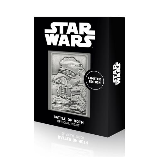 Star Wars: Official Ingot - Hoth