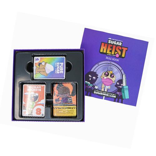 Sugar Heist – Kickstarter Edition