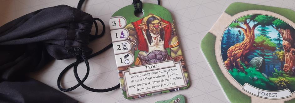 Talisman Legendary Tales Review