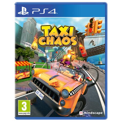 Taxi Chaos - PS4