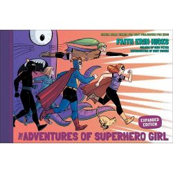 The Adventures of Superhero Girl: Expanded Edition (Hardback)