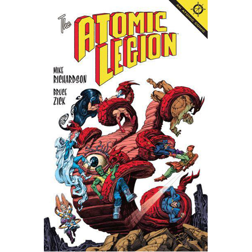 The Atomic Legion (Paperback)