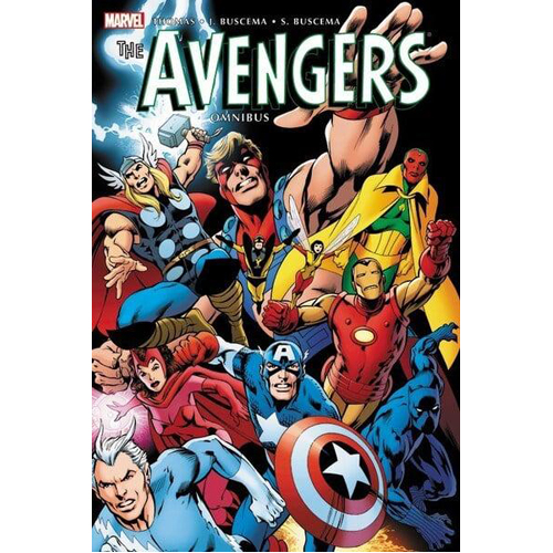 The Avengers Omnibus Vol. 3 (Hardback)
