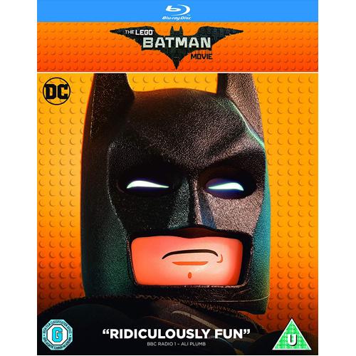 The LEGO: Batman Movie - Blu-ray