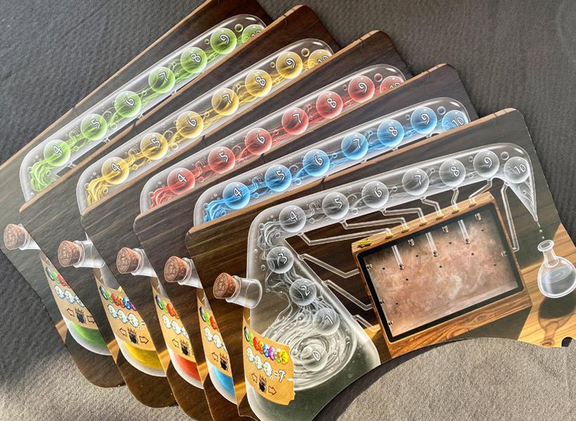 The quacks of quedlinburg the alchemists cards