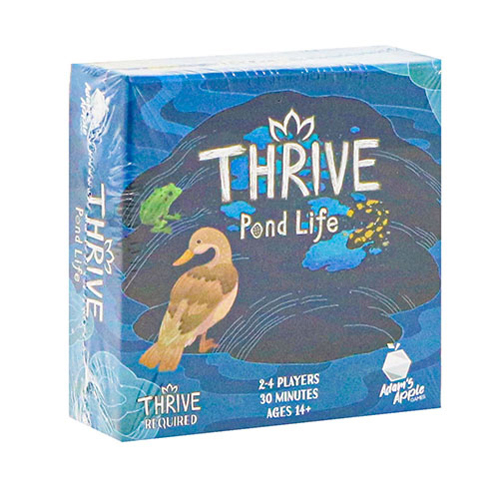 Thrive: Pond Life Expansion