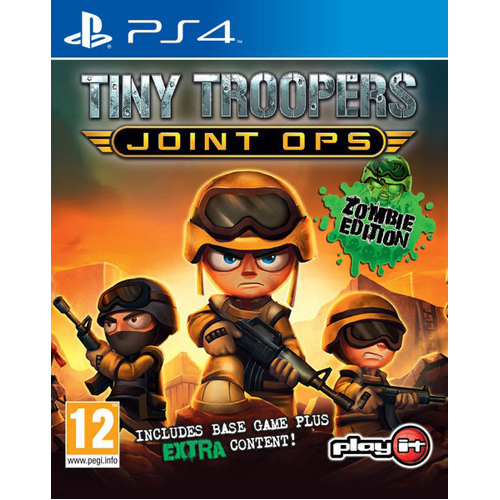 Tiny Troopers Joint Zombie Edition - PS4