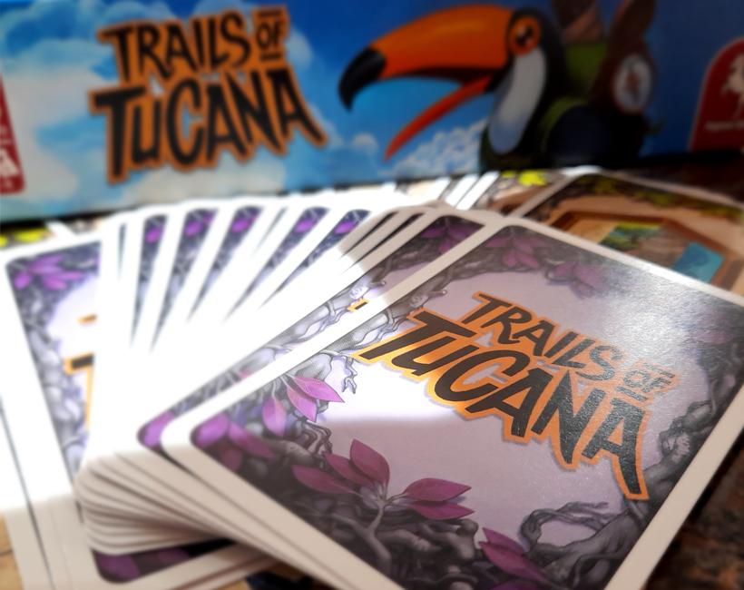 Trails of Tucana Cards
