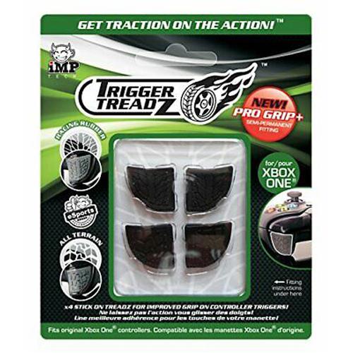 Trigger Treadz (4 Pack) [Black] - Xbox One