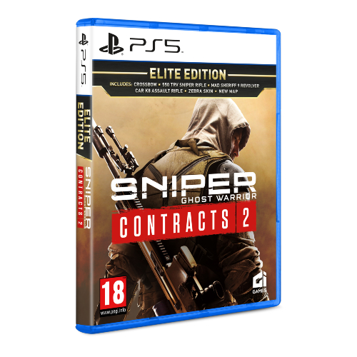 Sniper Ghost Warrior: Contracts 2 Elite Edition - PS5