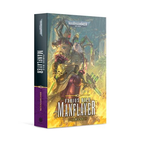 Warhammer 40K: Fabius Bile - Manflayer (Paperback)