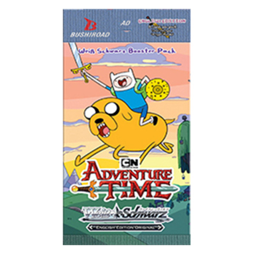 Weiss Schwarz: Adventure Time Booster Pack