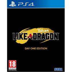 Yakuza 7: Like a Dragon - Day Ichi Edition - PS4