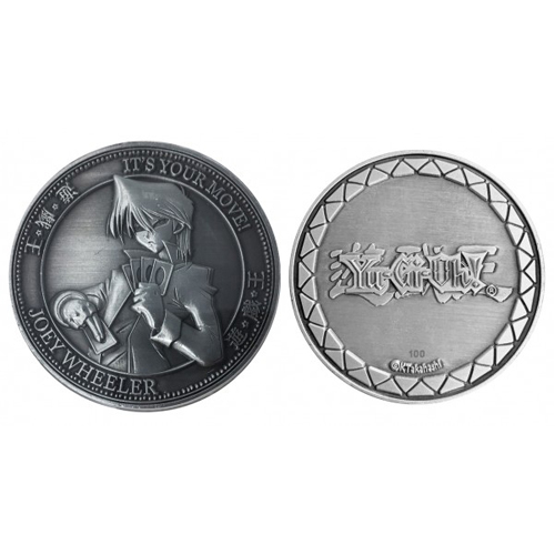 Yugioh Coin: Joey