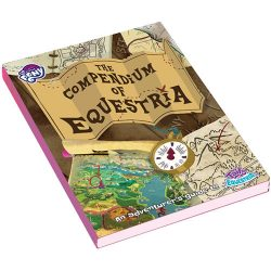 Tails of Equestria My Little Pony RPG: The Compendium of Equestria Expansion