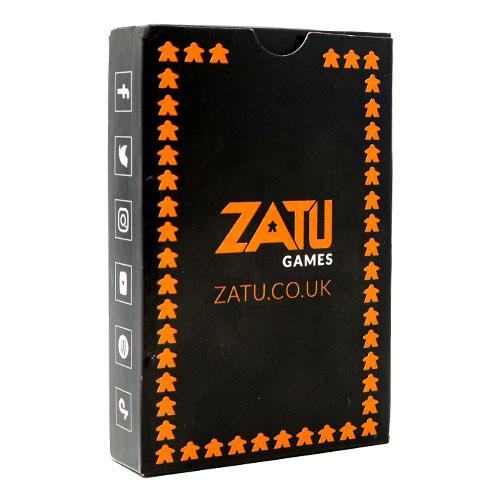 Zatu Playing Cards