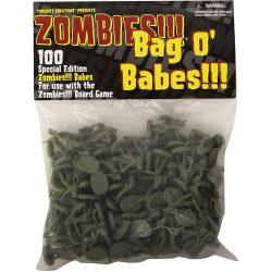 Zombies!!! Bag'O Babes!!!