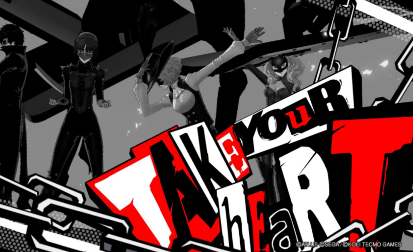 persona 5 strikers take your heart
