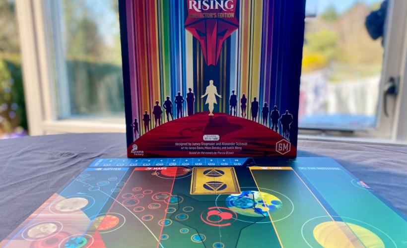 red rising box