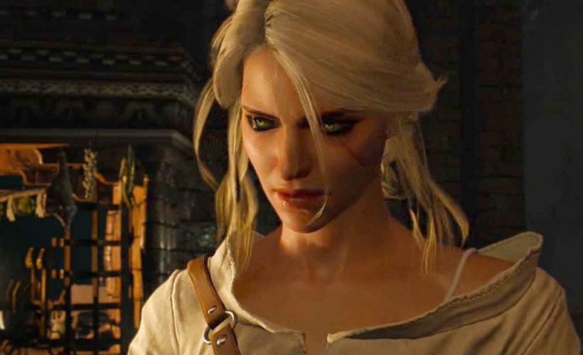 the witcher 3 daughter