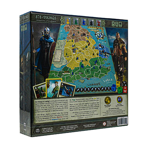 878 Vikings: Invasions of England - 2nd Edition