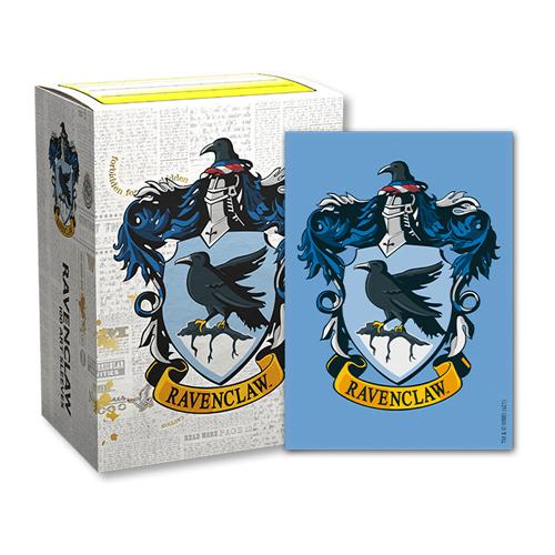 ART Sleeves Brushed: WizardingWorld Harry Potter - Ravenclaw (100)