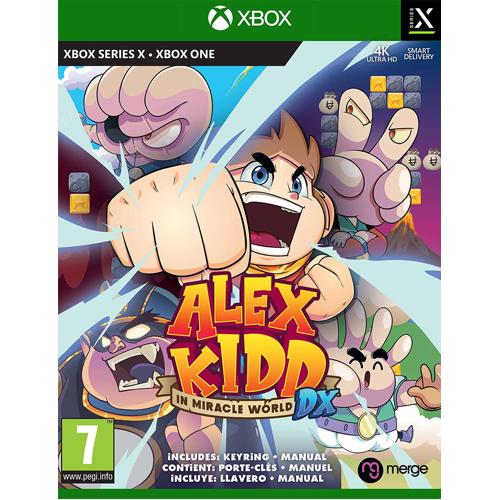 Alex Kidd in Miracle World DX - Xbox One/Xbox Series X
