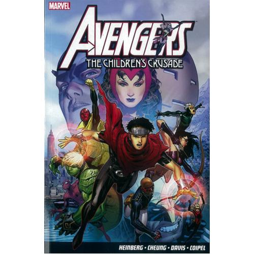 Avengers Children's Crusade (Paperback)
