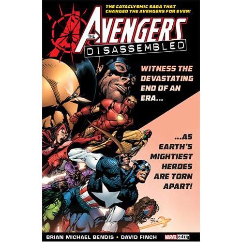 Avengers Disassembled (Paperback)