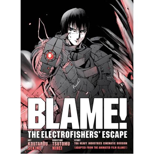 BLAME! Movie Edition (Paperback)
